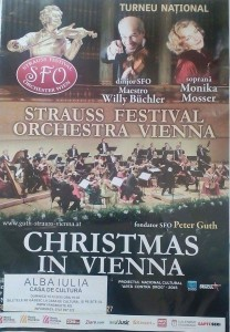 10 DECEMBRIE 2015 CHRISTMAS IN VIENNA