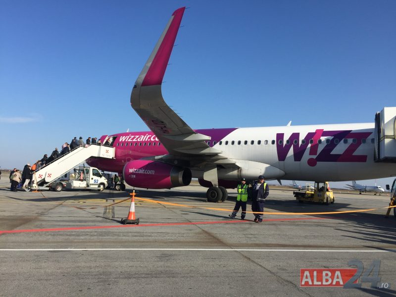 wizzair, avion, calatorie